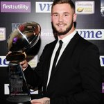 LISTEN: @leedsrhinos @zakhardaker1 shocked to receive Steve Prescott Man of Steel award: http://t.co/uuu8ahMpiw http://t.co/dOn0oZyzsb