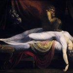 Anda pernah terjaga rasa dihimpit hantu? Nama medical Hypnopompia Anda terjaga ketika badan masih tidur. Nite :) http://t.co/VEqymIozIt