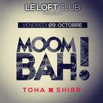 RDV @ Loft vendredi 9 w/ @djtohaofficiel ☝ #LatinHouse #Afro #Moombahton #Twerk #Loft #Nantes #Toha #Shirp http://t.co/gD2RotdnRn