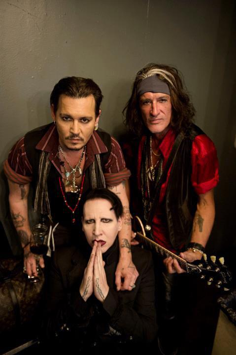 Where/who did this originate from? The Roxy maybe? @JoePerry @marilynmanson #JohnnyDepp http://t.co/0YUf0Rc4Ni