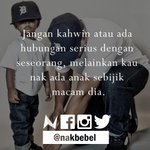Kau nak anak macam mana? #nakbebel http://t.co/DqXYEQbLGe