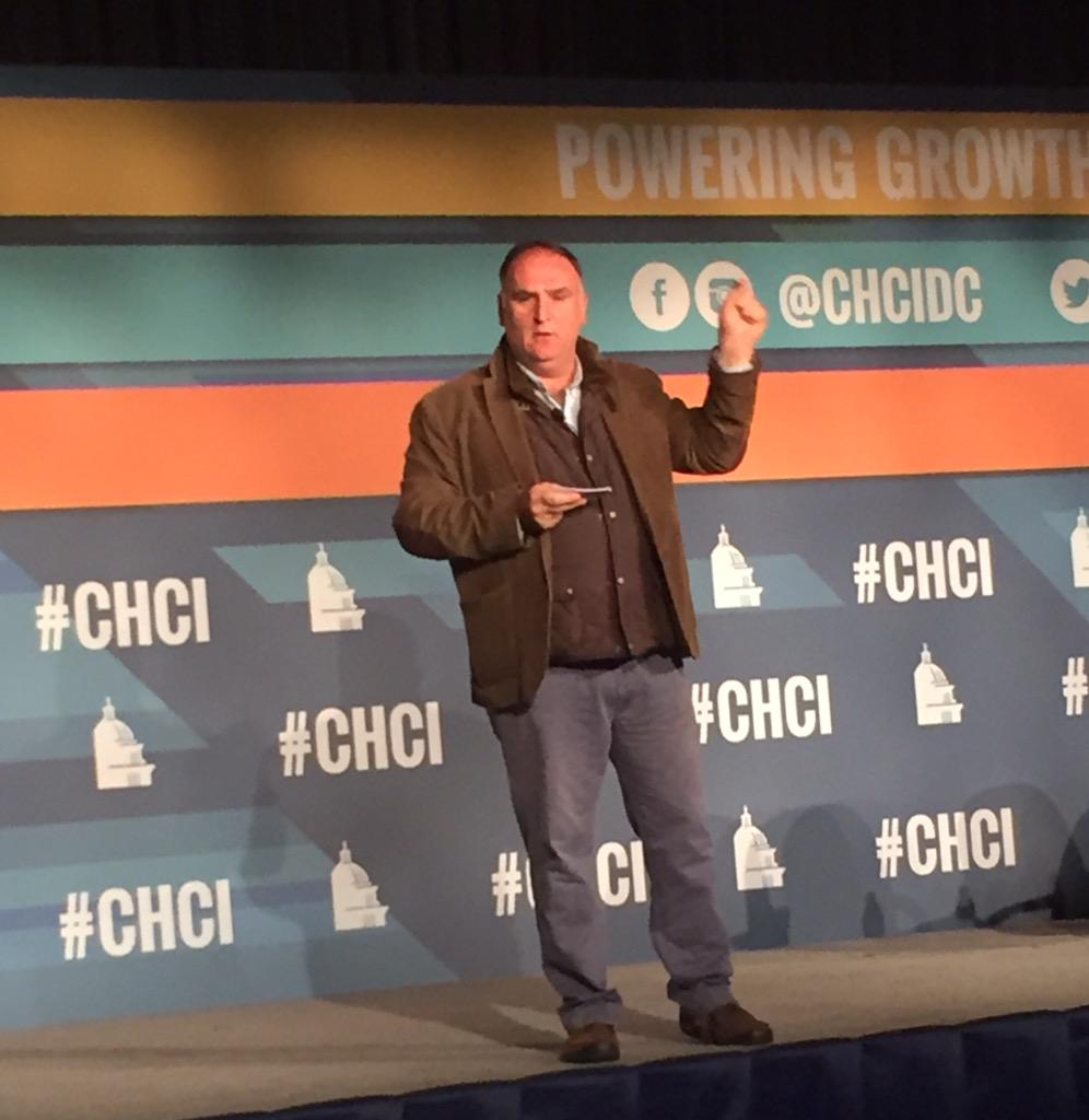 "#2015HHM ""Immigrants are the motor that is moving America forward."" @chefjoseandres http://t.co/B8G9jeGxK3"