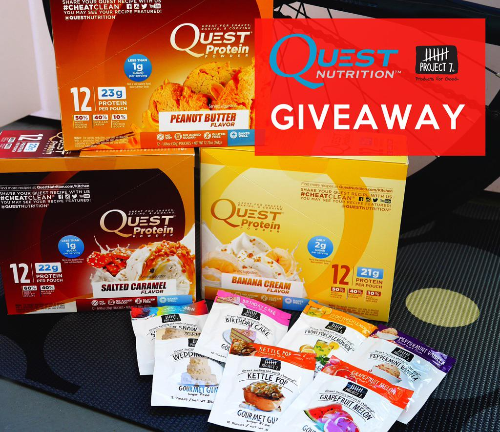 Have you entered our giveaway yet!? All you have to do is follow our account and @questnutrition & retweet this post! http://t.co/SAYRGC47H9