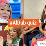 Are you a Yaya Dub? an Alden? a Lola Nidora? Take this #AlDub quiz and find out! http://t.co/SDTRh0HKeq http://t.co/By8h2mgVrN
