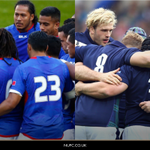 #RWC2015: Its the final @rugbyworldcup match at St. James Park today. @manusamoa take on @Scotlandteam at 2:30pm. http://t.co/yojcOWmb9j