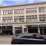 """Sheriffs deputy from Illinois changed """"LETS GO BUCS"""" sign to cheer for @Cubs in Pittsburgh: http://t.co/yH8u8972oC http://t.co/0JbFhycq16"""