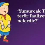 """CHPli Eren Erdem, Davutoğluna, """"Yumurcak TVnin terör faaliyetleri nelerdir?"""" diye sordu http://t.co/XCWjeQtJ7o http://t.co/FKknrTzw0m"""