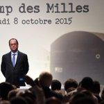 VIDEO. Hollande au Camp des Milles : «La République ne connaît pas de races» http://t.co/UPePGD9cN7 http://t.co/eQo7LeANL9