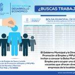 ¿Buscas empleo? Esta información te puede interesar. #NuevoLaredo #LaCiudadDelCambio #Tamaulipas http://t.co/Lw8LI3q8DQ