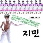 ジミナセンイルチュッカヘ☺ #HappyJiminDay #HappyJiminDay #HappyJiminDay http://t.co/lidw16i7pO