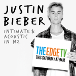 Catch @JustinBieber Intimate & Acoustic in FULL this Saturday on The Edge TV! http://t.co/fGeuYc6xMA