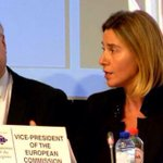 In response to qus @FedericaMog says we need to respond to #migrationEU as Europeans not nations http://t.co/z5rIdEIJyb