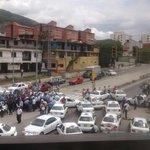 A pesar del apoyo de los vecinos a la protesta, GNB y Policía de Mérida levantan la tranca en #Ejido #TrancaEnMerida http://t.co/2LFoPTcrTj