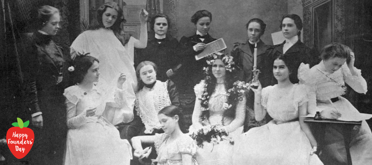 "Happy #ZTAFoundersDay, sisters! We couldn't be more thankful for the ""little band of nine"" today. http://t.co/sD3SVG5Bpe"