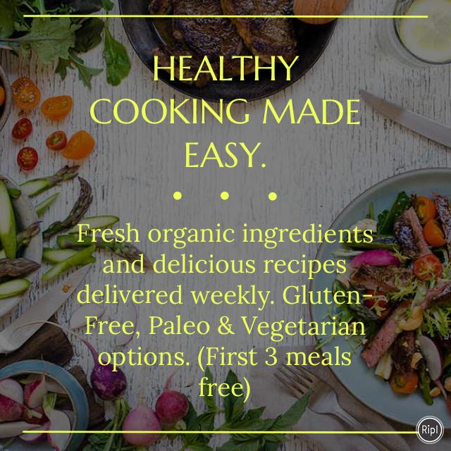 #Startup brings Organic Food, prep Recipes to your door via Sun Basket on Ripl http://t.co/xqm2nBdiqO #spon @viaRipl http://t.co/2povcgOo9x