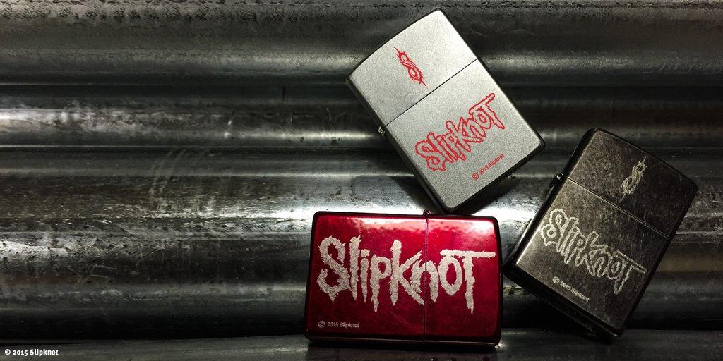 世界中のファンの間で話題を呼んだあの @Slipknot #Zippo コラボライターがついに日本上陸!全モデルはこちらから:https://t.co/CRrSmT4Wtu https://t.co/cXpJicLnl0