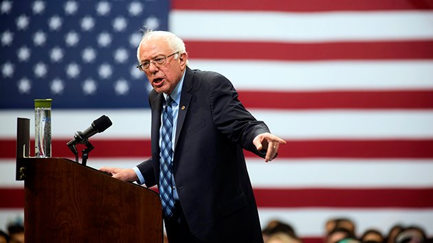 Breaking Bernie Sanders Wants to Ban All New Fossil Fuel Development on Federal Lands
