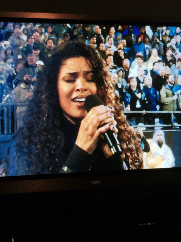 @JordinSparks Good job lady!! Couldn't even tell if u were nervous. https://t.co/1lYUiP4ISy