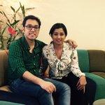 RT @aroyfloyd: We just recorded a duet for #Prakton @shreyaghoshal https://t.co/vzfqok6J3n