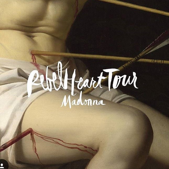 References......,,,,#artforfreedom a.......aznar ❤️ #rebelhearttour https://t.co/PYmVHST92d