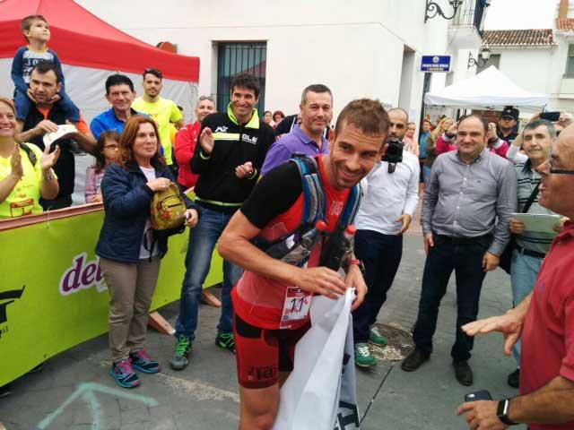 Imagen Mondúber-Trail Maratón
