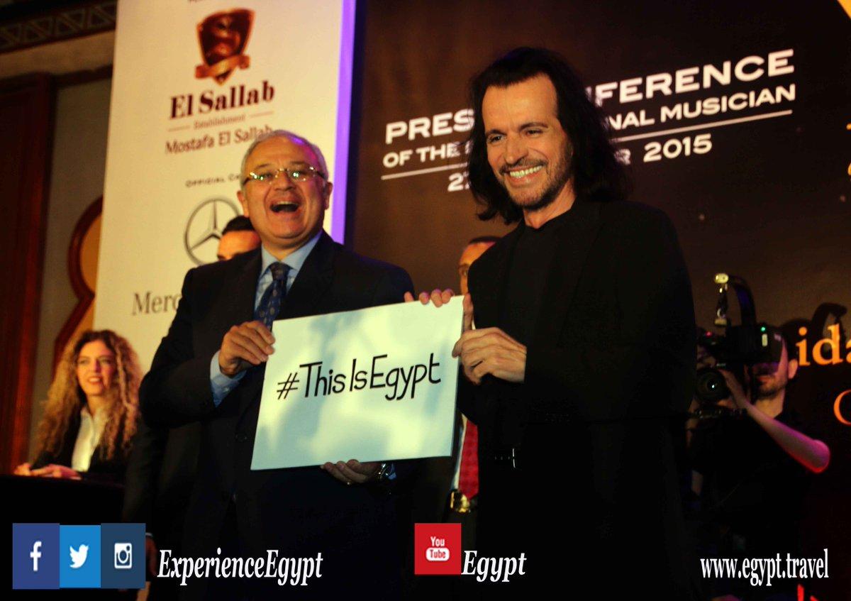 Yanni promote Egypt using #ThisIsEgypt #yanni #Sharemypicture #visit_Egypt #ExperienceEgypt #Go_Egypt #Egypt https://t.co/1CFObdKRew