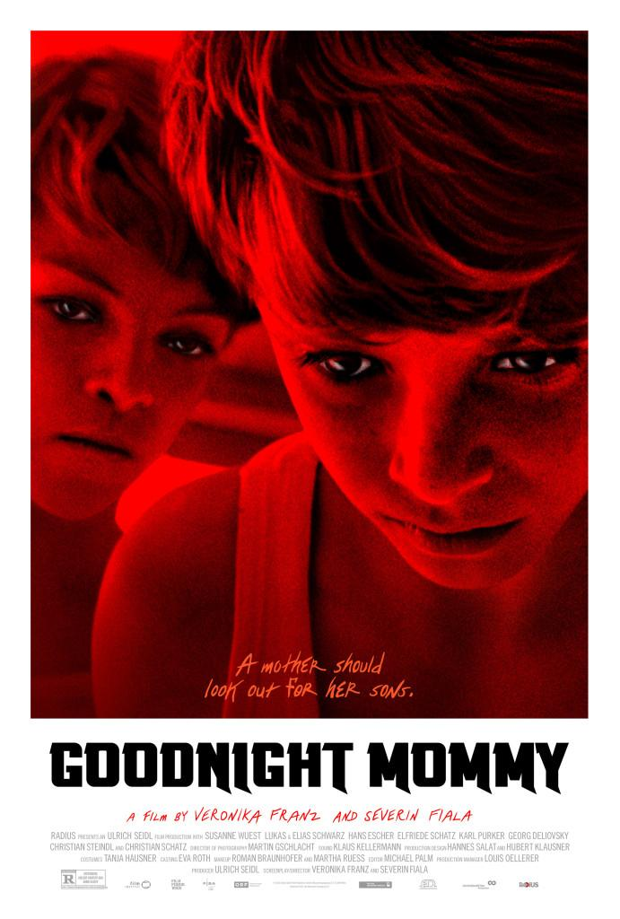#goodnightmommy Creepy,Dark, violent, is perfect for extreme horror enthusiasts , foreign horrors are the best ;))) https://t.co/rr7m4p31Xs