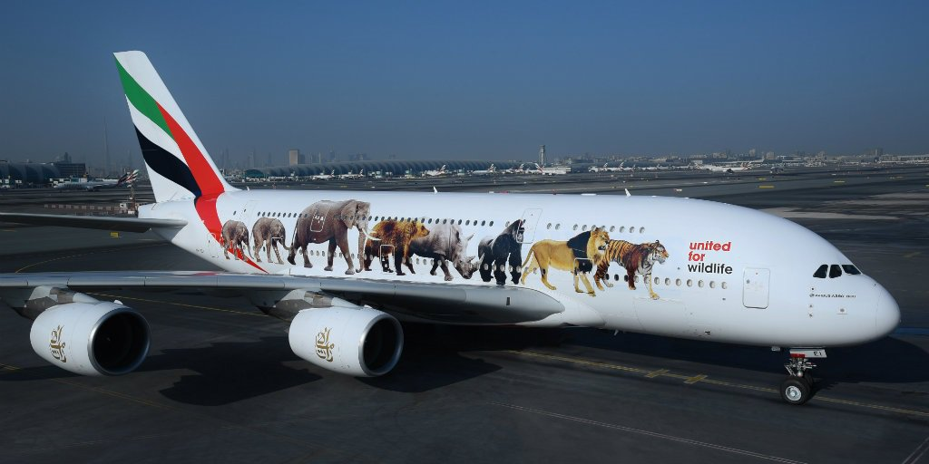 Kudos to @emirates for taking a stand against illegal wildlife trade. Hopefully more corporates follow suit. https://t.co/LTWmoyX4N1