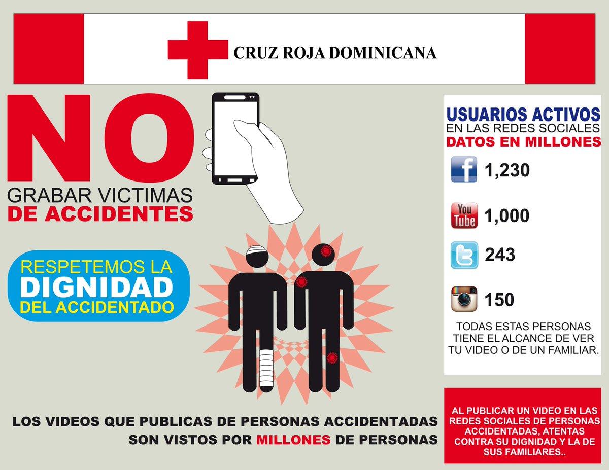 No grabar victimas de accidentes.@listindiario @rcavada @Canal4RD @AntenaLatina7 @ElCaribeRD @LunaValienteRD https://t.co/aoEuoF9pVf