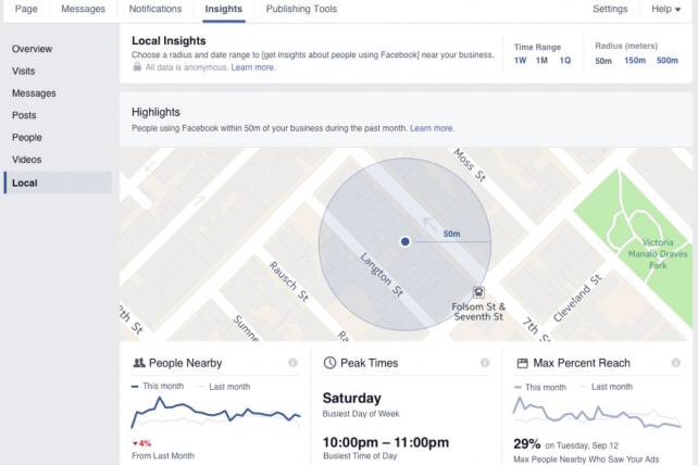 Facebook to Tell Brands More About Who's Near Their Stores, Tailor Ads to Them  https://t.co/Woa8NLhCQg https://t.co/hn8PUiaZ6V