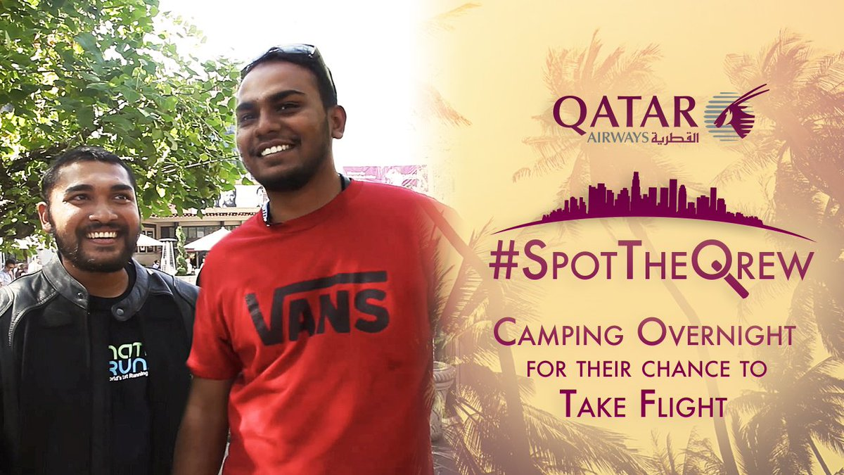 Fazran and Mohammed camped out overnight for SpotTheQrew! Watch how we surprised them at