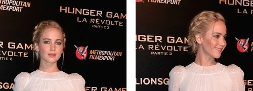 Jennifer Lawrence looked *so* divine at Hunger Games photocall in Paris - see her dress!