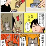 【漫画日記】真似? https://t.co/Eb8ZYa8JzV https://t.co/IwVvJioRk7