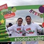 Agradecemos al Dip. @javierdiazglz por sumarse al #TendederoMásGrande de #Coahuila https://t.co/SU6wHUAjyE