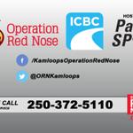 Operation Red Nose #Kamloops begins tonight | VIDEO: https://t.co/cF9On6fs1n @ORNKamloops https://t.co/XLq0WjrJEN