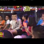 @itsShowtimena Replay : pa Good Vibes ni @vicegandako kay ate Cecil - PTA   #ShowtimeSabadoSwag https://t.co/qdPADbfUWu