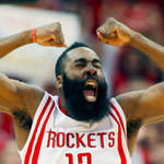 Harden History!  James Harden becomes first Rockets player with three 50-pt games as Houston drops 76ers to 0-17. https://t.co/Q2Bny0nNDG