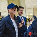 God Gave Me You singer Bryan White has already arrived in the Philippines! #ALDUBStayStrong https://t.co/JWFaFz4gGQ