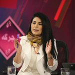 Afghan famous singer Aryana Sayeed @OpenJirga programme of BBC. #womenrights #100women #AfghanWomen #Violence https://t.co/p0JPxpdBlS