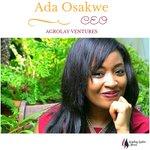#Day23 LLA  Ladypreneur Spotlight Series: @Ada_Osakwe CEO @Agrolay Ventures #Founder #Agripreneur #Africa #Business https://t.co/uEJBAtO9kX
