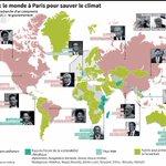 #COP21 Le monde à Paris pour sauver le climat #AFP https://t.co/PGcaXGtsYQ