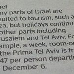 Do you believe what the UK media say about Israel? Well dont. The SundayTimes thinks Gaza is in Israel. (it isnt) https://t.co/3SJQgZ96vp