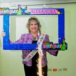 Ayer la directora fue agasajada en su cumpleaños por los empleados de @ProIndustriaRD https://t.co/LxvzKyZeka