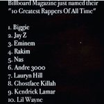 This is so disrespectful. !! Whoever did this list need a swift kick in the Ass. No. Tupac… https://t.co/BBYt9EerSk https://t.co/craiebZ4k0