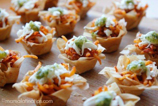 Chorizo Potato Bites with Salsa Verde. A festive & easy #appetizer #ad https://t.co/P5JAAI7YkL @EasyHomeMeals https://t.co/9ZEhsqRCfH