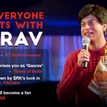 RT @FanTheFilm: The world can't stop raving about Gaurav. Get a glimpse of this adorable FAN at - https://t.co/qG2mhl1DDC #IAmGaurav https:…
