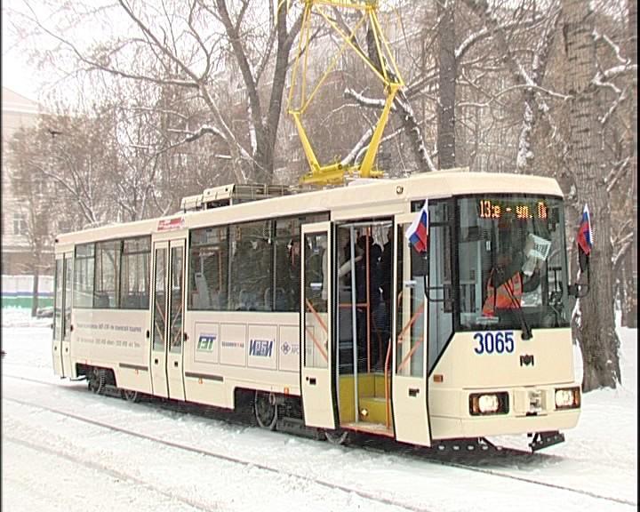 Онлайн где находится трамвай екатеринбург онлайн