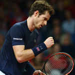 Andy Murray has done it!! He defeats David Goffin in 3 sets & GB win the #DavisCup for the first time since 1936! https://t.co/F7lsPGinhv