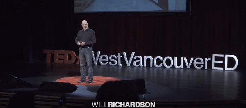"""""""The Surprising Truth About Learning in Schools"""" https://t.co/6e8YWJQPGt My new TEDx Talk. #edchat #education https://t.co/ah2tudeDSr"""