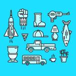 ⬇ Free download: Favorite Objects Icons https://t.co/EAQpgIkO06 https://t.co/UACBbBUxlK